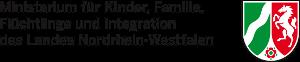 MKFFI Logo Ministerium für Kinder Familie Flüchtlinge und Integration NRW Chancen NRW
