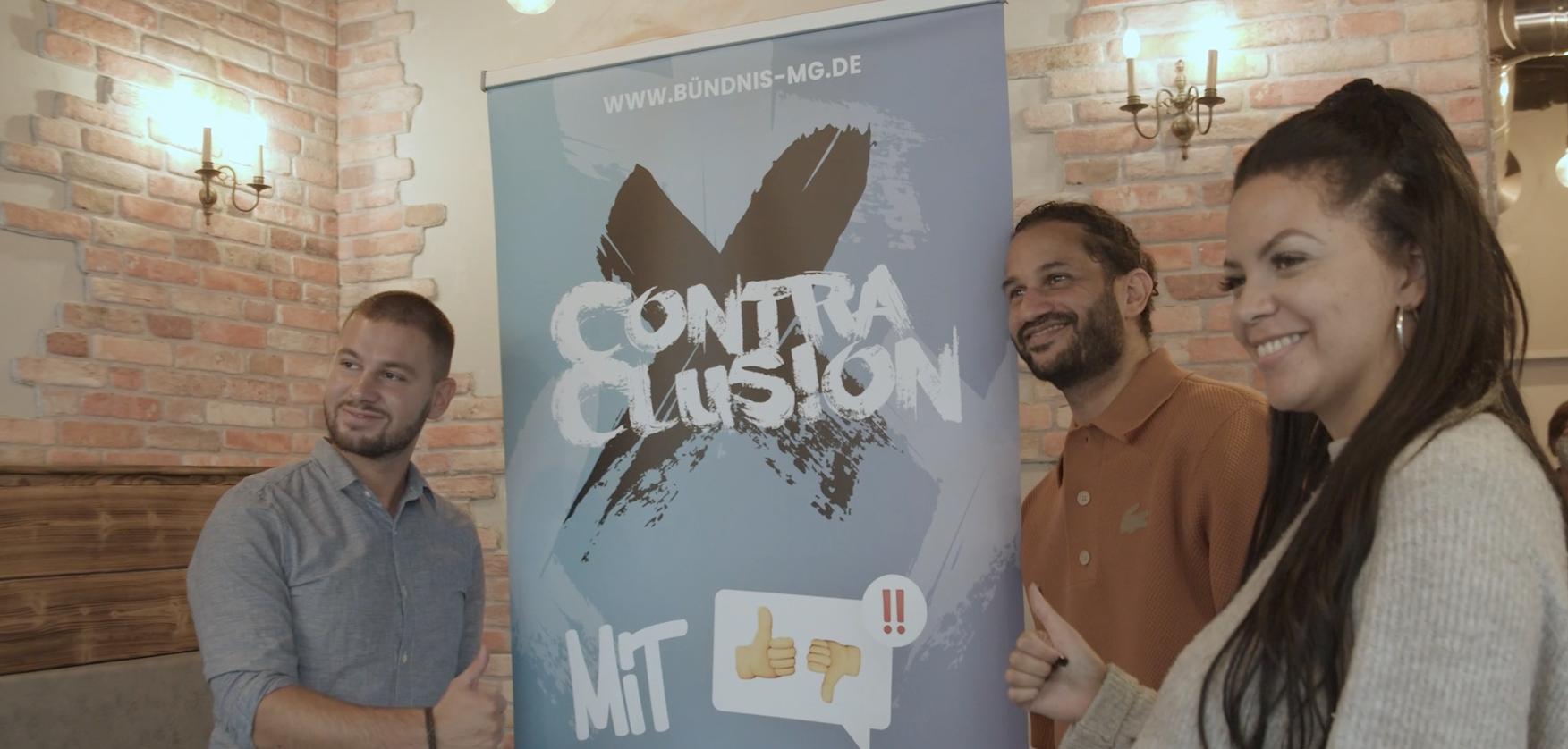 Usus Mango im Interview von contraXclusion